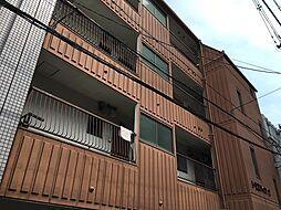 トモエハイツII[3階]の外観