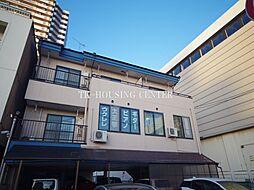 栃木県宇都宮市駅前通り3丁目の賃貸マンションの外観
