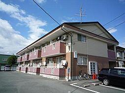 山形県山形市桜田東2丁目の賃貸アパートの外観