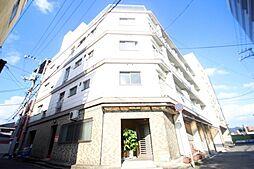 広島県広島市中区南千田東町の賃貸マンションの外観