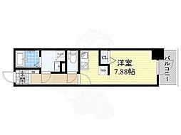 岸里玉出駅 5.4万円