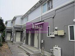 神奈川県横浜市神奈川区西寺尾1丁目の賃貸アパートの外観