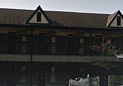 京都府京都市山科区大塚檀ノ浦の賃貸アパートの外観