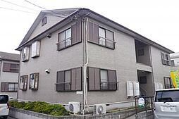 埼玉県越谷市相模町1丁目の賃貸アパートの外観