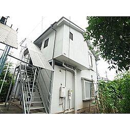 福寿荘[101号室]の外観
