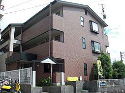大阪府高槻市上土室5丁目の賃貸マンションの外観