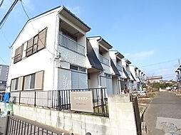 [タウンハウス] 千葉県松戸市新松戸7丁目 の賃貸【千葉県 / 松戸市】の外観