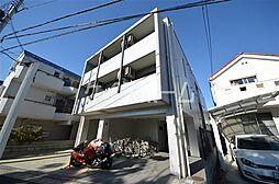 兵庫県神戸市須磨区権現町2丁目の賃貸マンションの外観