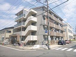 京都府京都市南区吉祥院井ノ口町の賃貸マンションの外観