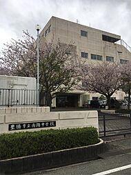 豊橋市立南陽中学校(1153m)