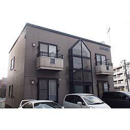 札幌市営南北線 さっぽろ駅 徒歩9分の賃貸アパート