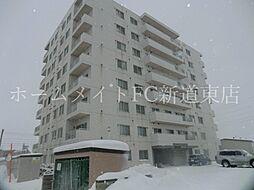 カネ山マンション[4階]の外観