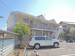 滋賀県大津市坂本2丁目の賃貸マンションの外観