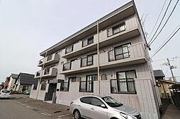 新潟県新潟市西区小新南1丁目の賃貸マンションの外観