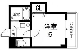Collection小阪(コレクションコサカ)[305号室号室]の間取り