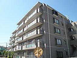 グレイスハイツ5[4階]の外観