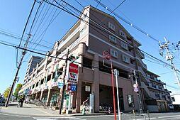 宮城県仙台市青葉区上杉5丁目の賃貸マンションの外観