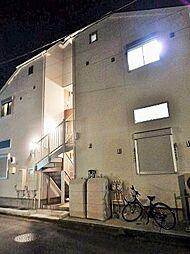 神奈川県川崎市川崎区浅田4丁目の賃貸アパートの外観