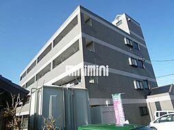 愛知県日進市浅田町西前田の賃貸マンションの外観