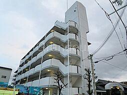 フローラルコート鶴見[4階]の外観