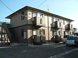 ロイヤルガーデン富の原 B棟[1階]の外観