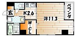 マーベラスハイム[2階]の間取り