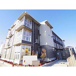 奈良県奈良市大森町の賃貸アパートの外観