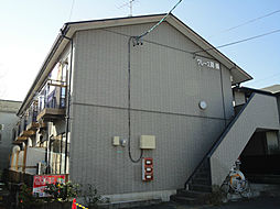 静岡県浜松市中区葵東2丁目の賃貸アパートの外観
