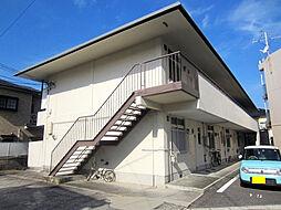 尾崎マンション[203号室]の外観