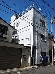 山兼荘[3階]の外観