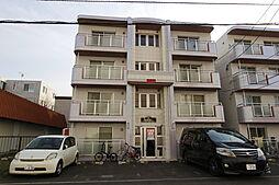 グランメール本郷通6A[1階]の外観