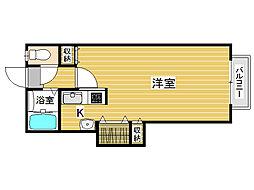 アベニューing[2階]の間取り