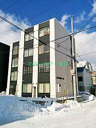 北海道札幌市東区北四十条東3丁目の賃貸マンションの外観