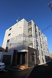 JR山陽本線 倉敷駅 徒歩15分の賃貸マンション