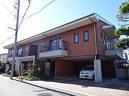 千葉県千葉市花見川区浪花町の賃貸マンションの外観