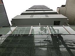 レジュールアッシュ松屋町[9階]の外観