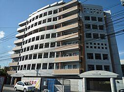 福岡県北九州市小倉南区横代北町2丁目の賃貸マンションの外観