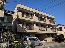 東京都葛飾区奥戸4丁目の賃貸マンションの外観