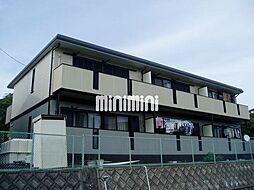 ハイツMレトア[1階]の外観