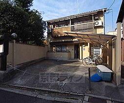 京都府京都市東山区東町の賃貸アパートの外観