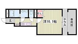 魚住駅 4.7万円