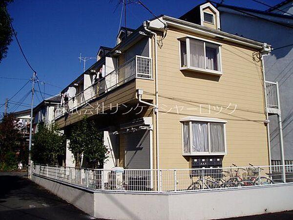 アダチコーポ 2階の賃貸【東京都 / 立川市】