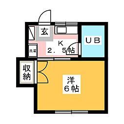 【敷金礼金0円!】ひばりハイツ