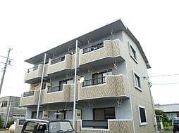 静岡県磐田市東名の賃貸マンションの外観