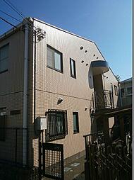 メゾンドロリエールA[1階]の外観