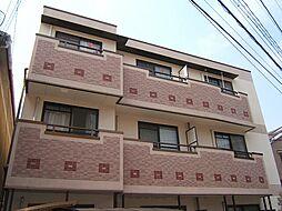 京都府城陽市寺田正道の賃貸マンションの外観