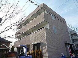 埼玉県さいたま市浦和区領家2丁目の賃貸マンションの外観