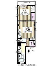 NKメゾン[2階]の間取り