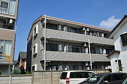 ヴァンクール[2階]の外観
