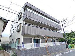 アパートメント21[3階]の外観